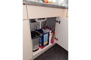 keuken met goed werkend apparatuur